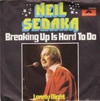 Cover Neil Sedaka - Breaking Up Is Hard To Do [1975]
